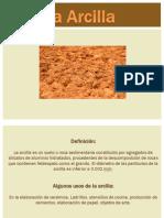 Presentación de Las Arcillas (2)