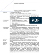 Caderno de Teoria e Prática Da Narrativa Jurídica