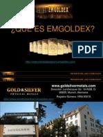 Presentación Del Modelo de Negocios EMGOLDEX TRADE DMCC