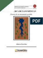 La Alberca de Xancopincan, Azcapotzalco