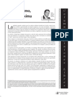 JOSE GARRIDO Salario Minimo-Torpeza Maxima