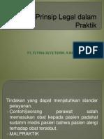 4. Prinsip-Prinsip Legal Dalam Praktik