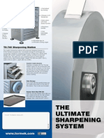 The ultimate sharpening system