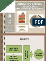 CLASE No 1. Conceptos Geologia