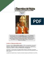 Los Secretos de Wojtyla. La Trama Washington-CIA-Opus Dei-Mafia Financiera en El Vaticano - Manuel Freytas
