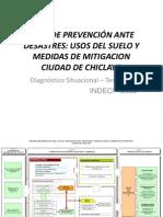 Plan de Prevención Ante Desastres