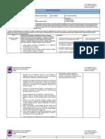 Planificacion Unidad 1 y 2 (6to Basico )