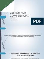Estructura de La Gestión Por Competencias
