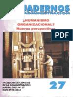 27 - Cuadernos de Administarcion (Marzo 2002)