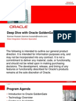 Deep Dive With Oracle GoldenGate 11g