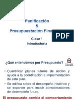 Clase 1 Planif.  Ppto Financiera Ago-2014 UnabVirtual.pptx