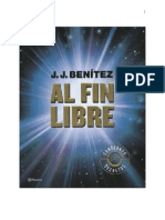 Book-Al Fin Libre by J.J. Benitez