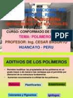 Aditivos de Lo Polimero