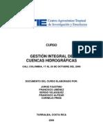 Curso Gestion Cuencas-cali Cvc