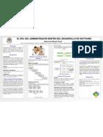 Poster El rol del Administrador dentro del desarrollo de sw