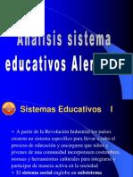 Análisis Sistema Educativo Alemania Carolina Ce