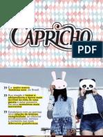 Capricho BrandBook