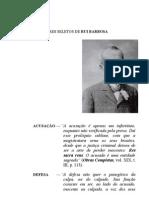 Citações de Rui Barbosa