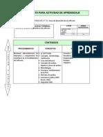 Actividad Aprendizaje Taller Modelamiento Software 01