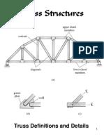 CE 382 L5 - Truss Structures