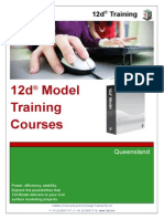 12DTraining Brochure QLD