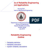 Reliability engg