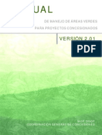 Manual de Manejo de Areas Verdes