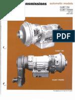 CLT-755 Allison Transmission Specifications