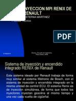 6- INYECCION MPI RENIX DE RENAULT Y WANKEL.ppt