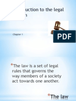 law chapter 1