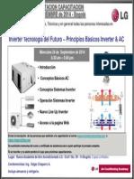 Invitacion Inverter Tecnología Del Futuro & New Line Up LG 140924 BTA