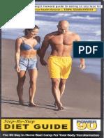 P90 -Guia de Dieta