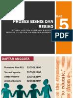 Proses Bisnis Dan Resiko