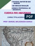 Cuenca Rio Amazonas