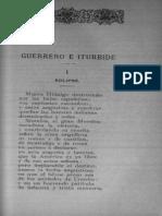 Guerrero e Iturbide