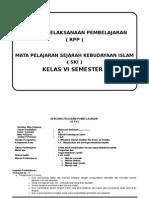 RPP SKI KELAS 6