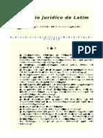 WL-DIC-Dicionario Juridico - LATIM.rtf