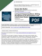 Europe Asia Studies Bolotova Libre