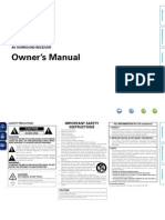 AVR-1513 Owners Manual