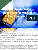 Tema XIV.- Comercio Electrónico