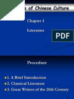 Chapter 3 Literature