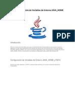 Variables de Entorno_java
