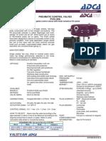 3.10.E.pv25G Pneumatic Control Valves DN15-100-En