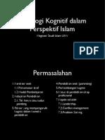 Psikologi Kognitif Perspektif Islam UMY
