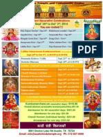 Devi Navarathri 2014