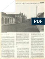 La lección de Tlacotalpan en el marco del estudio del paisaje urbano