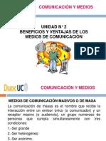 7. Comunicacion y Medios - Unidad 2.Ppt ( Sin Medios Masivos) (1)