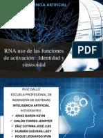 RNA Uso de Las Funciones de Activación_g1_final
