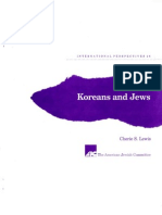 Koreans and Jews