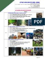 5D4N Korea Muslim Package (Fullboard)